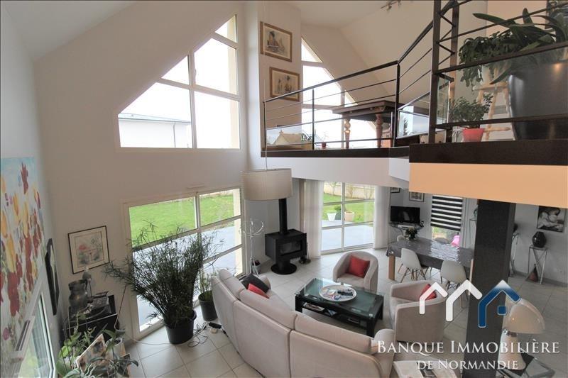 Vente maison / villa Caen 469000€ - Photo 2