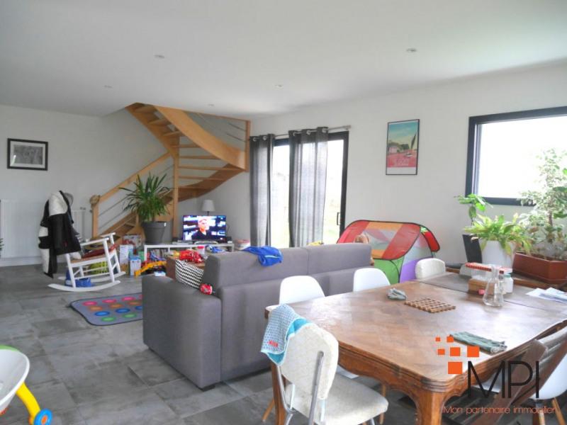 Rental house / villa Vezin le coquet 1150€ CC - Picture 2