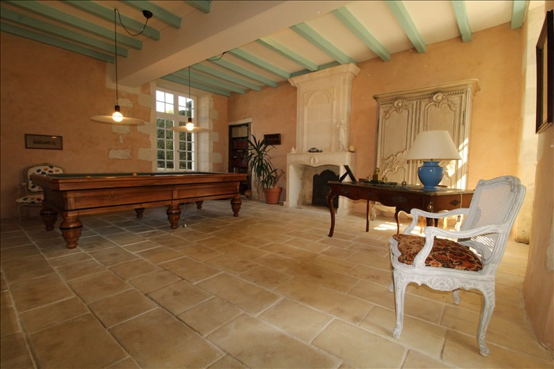 Vente de prestige maison / villa St porchaire 1580000€ - Photo 9