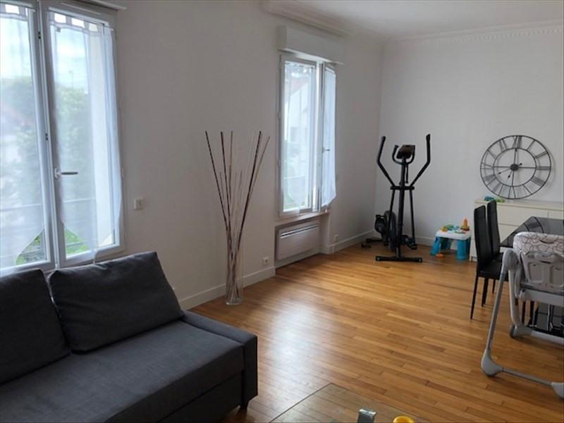 Rental apartment Bourg la reine 1165€ CC - Picture 2