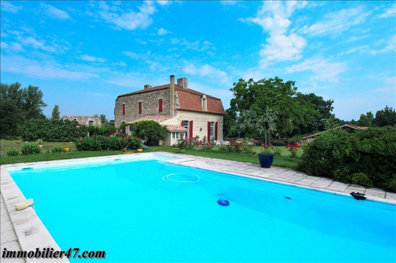 Deluxe sale house / villa Prayssas 477 000€ - Picture 4