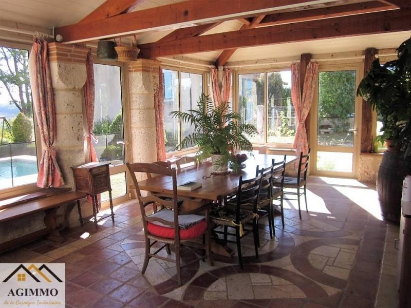 Sale house / villa Solomiac 372 750€ - Picture 5