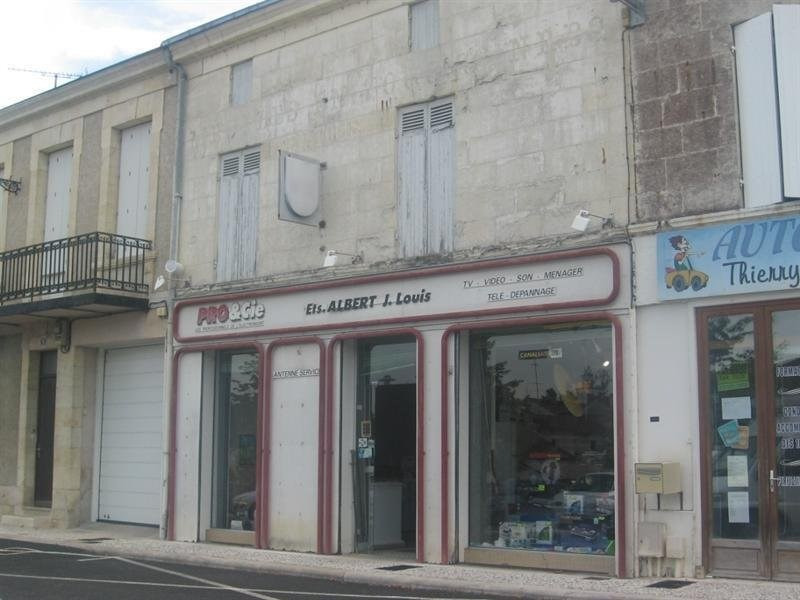 Vente immeuble Montguyon 59 000€ - Photo 1