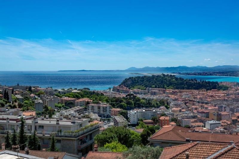 Verkoop van prestige  appartement Nice 1090000€ - Foto 1