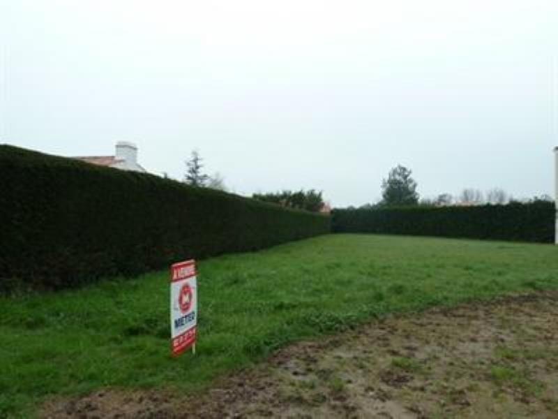 Verkauf grundstück Le bernard 41850€ - Fotografie 2