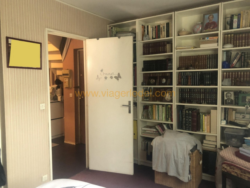 Life annuity apartment Lognes 80 000€ - Picture 10
