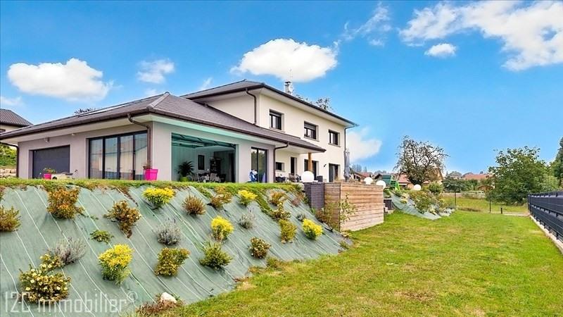 Vente maison / villa St genis pouilly 1190000€ - Photo 3