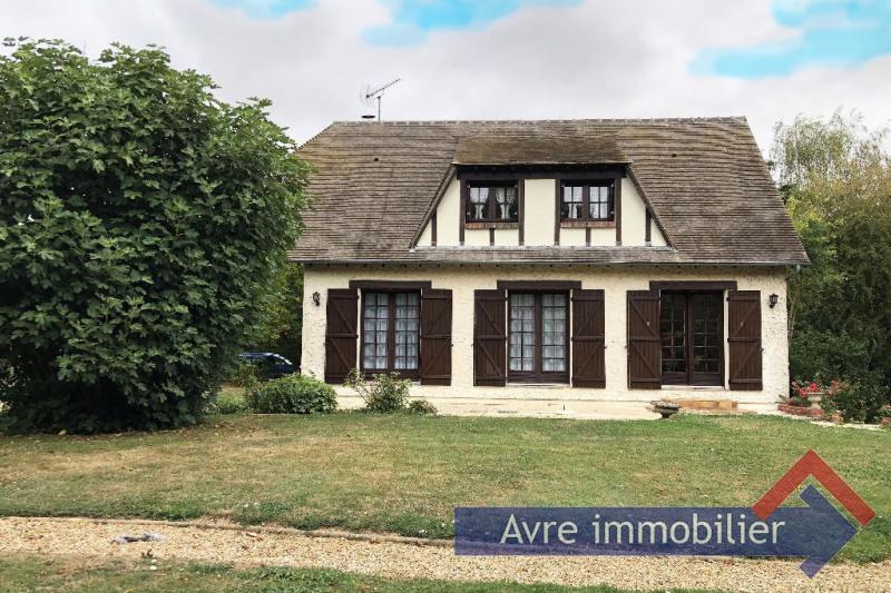 Sale house / villa Verneuil d'avre et d'iton 189000€ - Picture 1