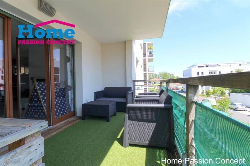 Appartement T4 avec double terrasse