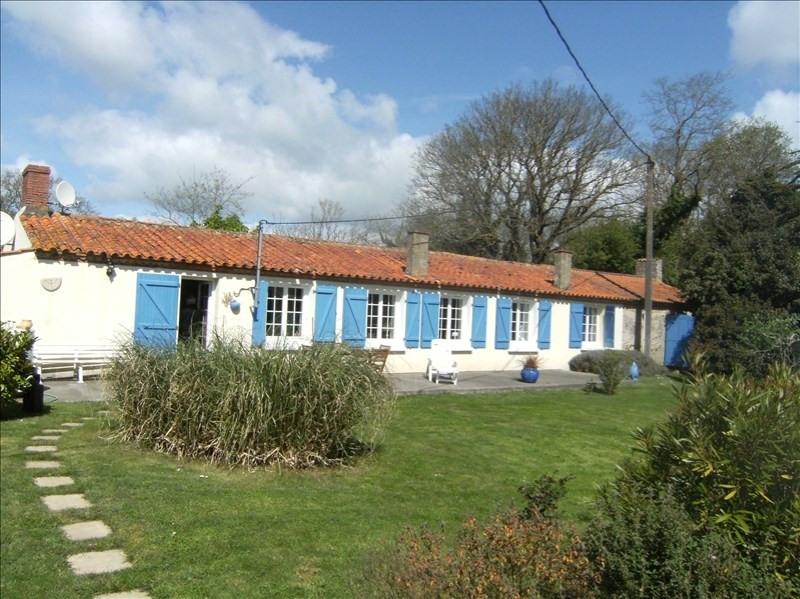Vente maison / villa Talmont st hilaire 262000€ - Photo 1