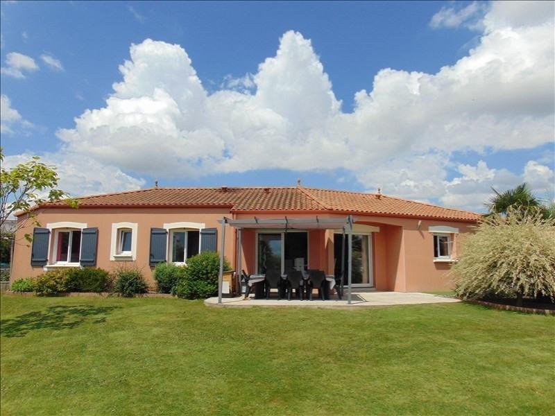 Sale house / villa La plaine 209900€ - Picture 1
