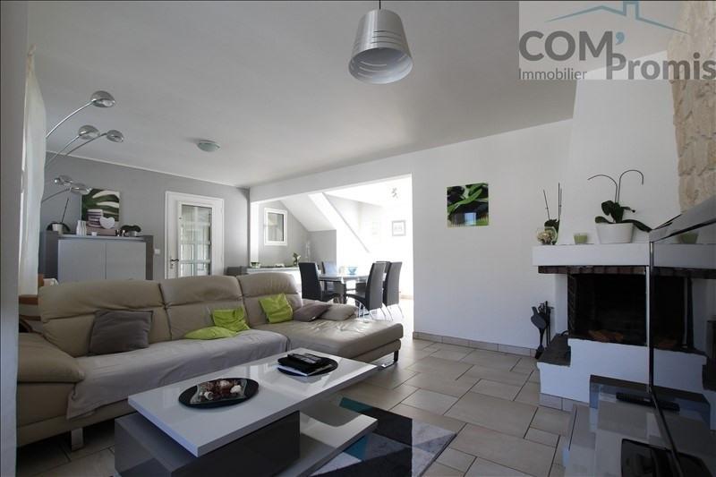 Sale house / villa La queue en brie 446900€ - Picture 3