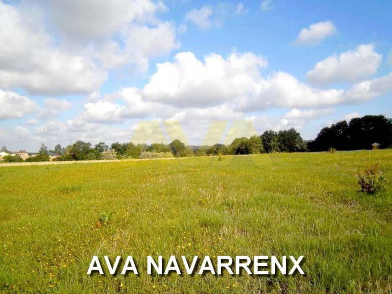 Vente terrain Navarrenx 34 995€ - Photo 1