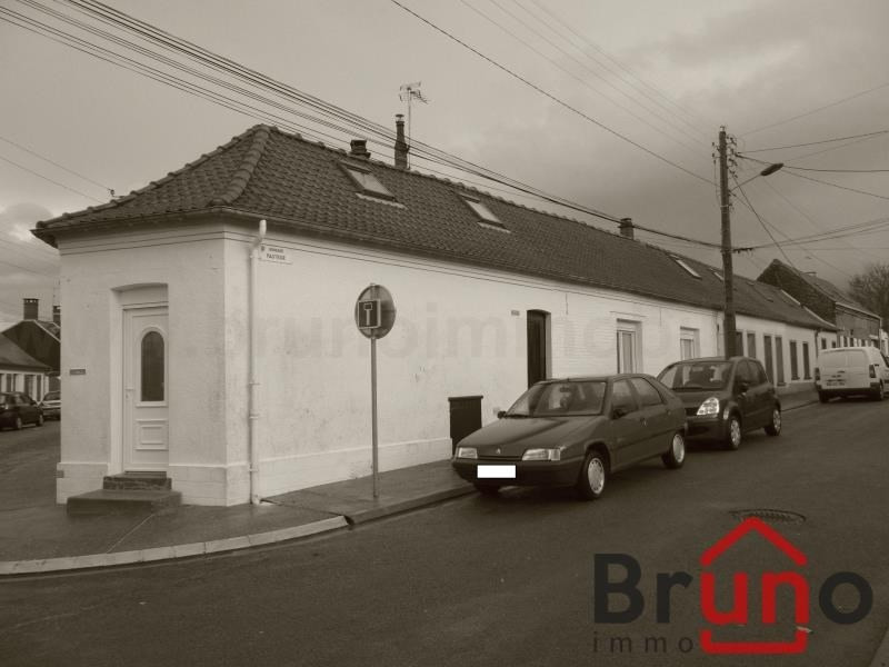 Sale house / villa Le crotoy 155000€ - Picture 1