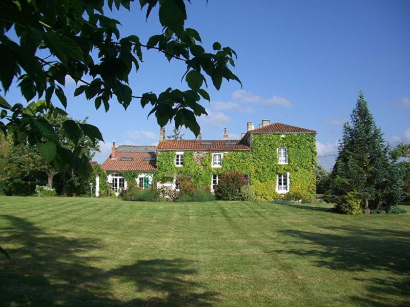 Vente maison / villa Velluire 439600€ - Photo 12