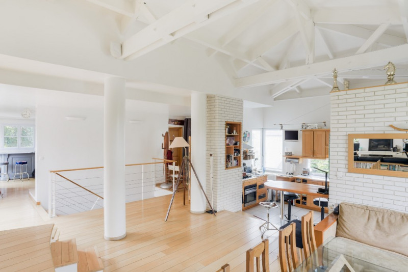 Revenda residencial de prestígio casa Rueil malmaison 1850000€ - Fotografia 3