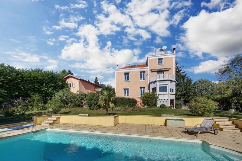 Vente de prestige maison / villa Caluire-et-cuire 1150000€ - Photo 1