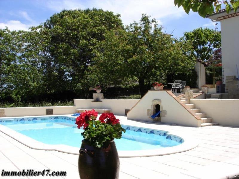 Vente maison / villa Pujols 299 000€ - Photo 3