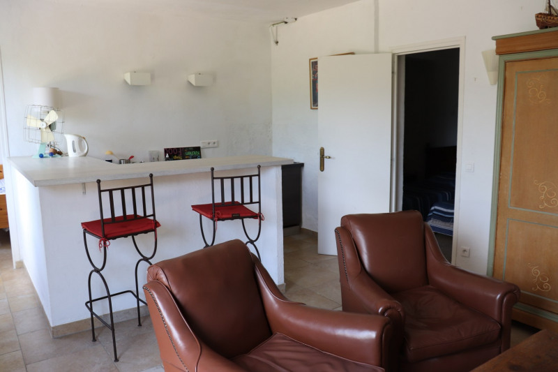 Vacation rental house / villa La croix valmer 3 000€ - Picture 10