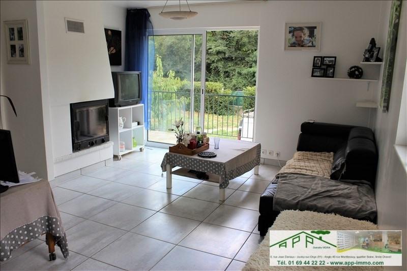 Sale house / villa Draveil 420000€ - Picture 2