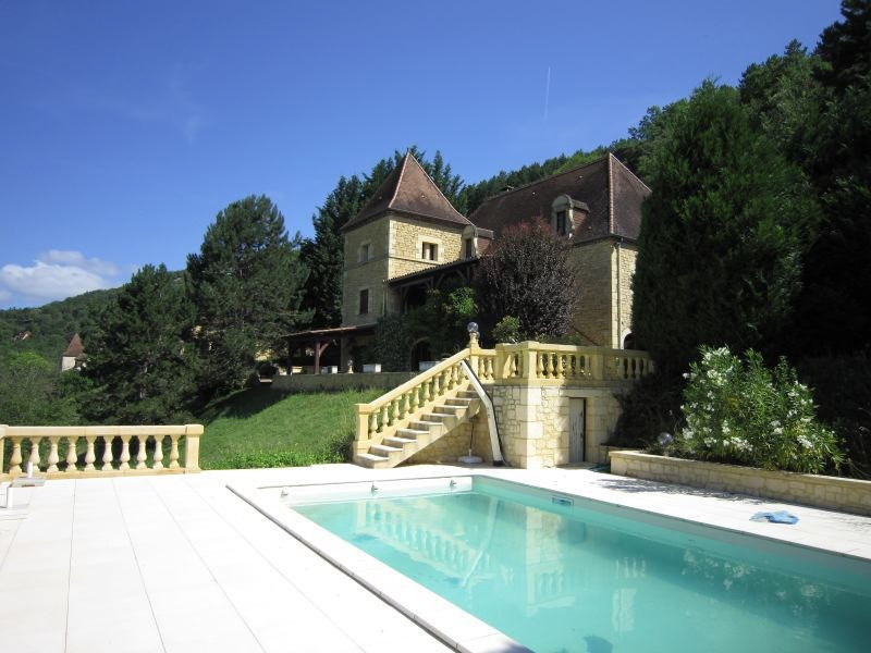 Sale house / villa Bezenac 489 000€ - Picture 1