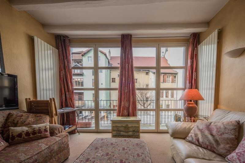 Deluxe sale apartment Annecy 609 500€ - Picture 1