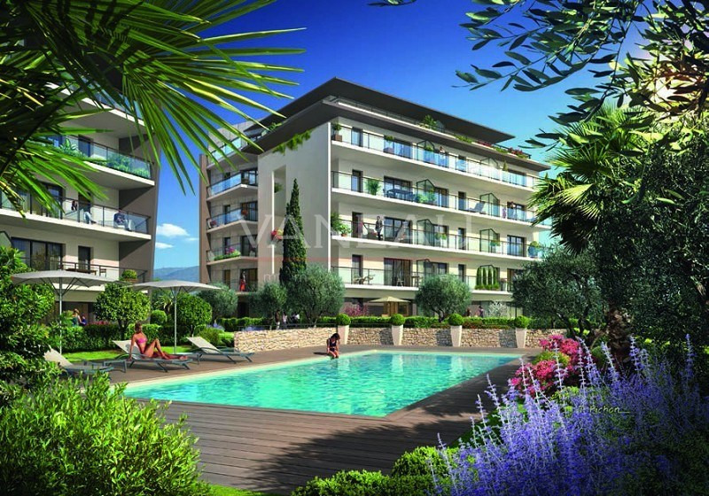 Vente de prestige appartement Antibes 395 000€ - Photo 1