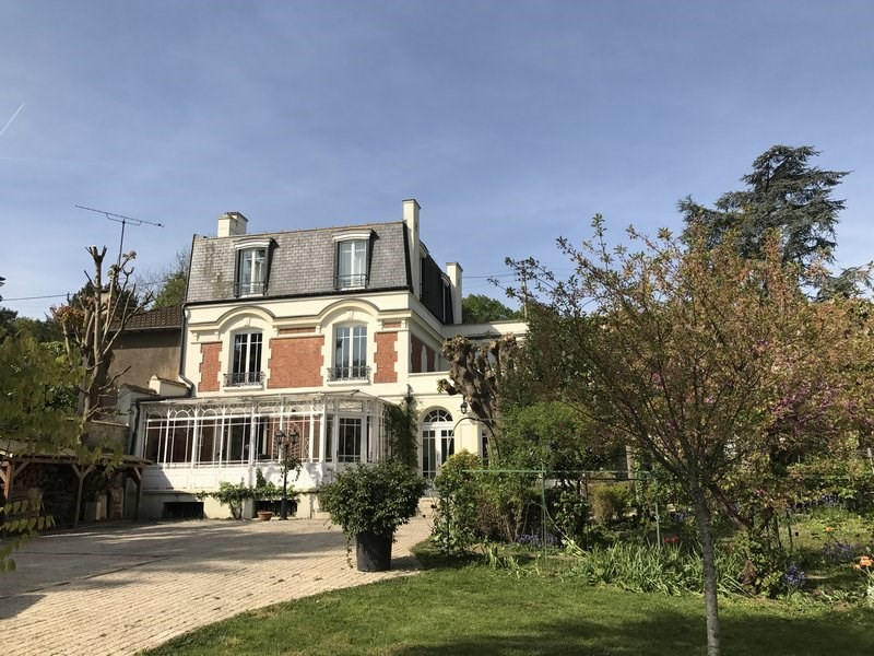 Vente de prestige maison / villa Villennes sur seine 1395000€ - Photo 1