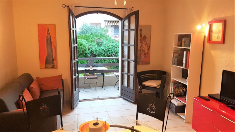 Vente appartement Antibes 194 250€ - Photo 8