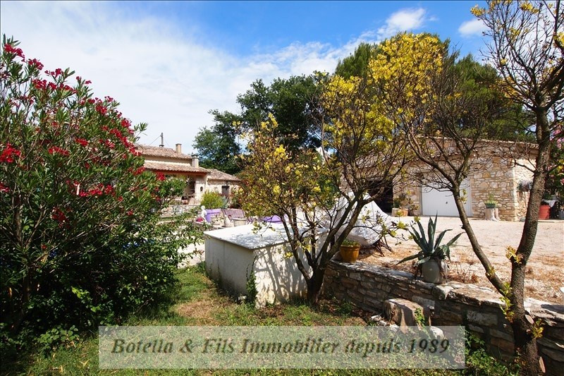 Verkoop  huis Goudargues 354000€ - Foto 13