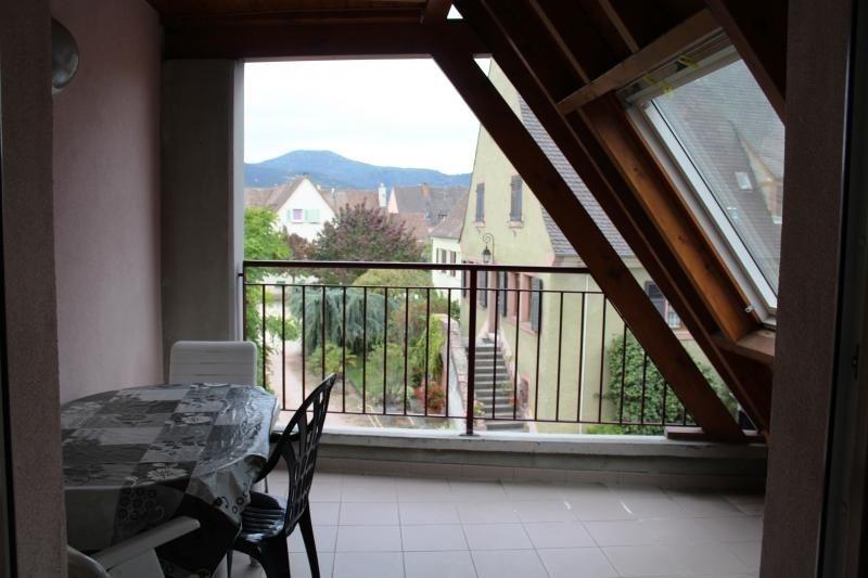 Vermietung wohnung Sigolsheim 670€ CC - Fotografie 1