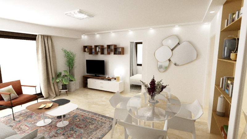 Sale apartment Nice 548000€ - Picture 1