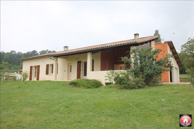 Location maison / villa Montagnac la crempse 750€ CC - Photo 1