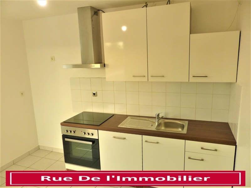 Sale apartment Oberhoffen sur moder 117000€ - Picture 2