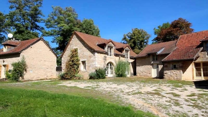 Deluxe sale house / villa Martiel 595000€ - Picture 1