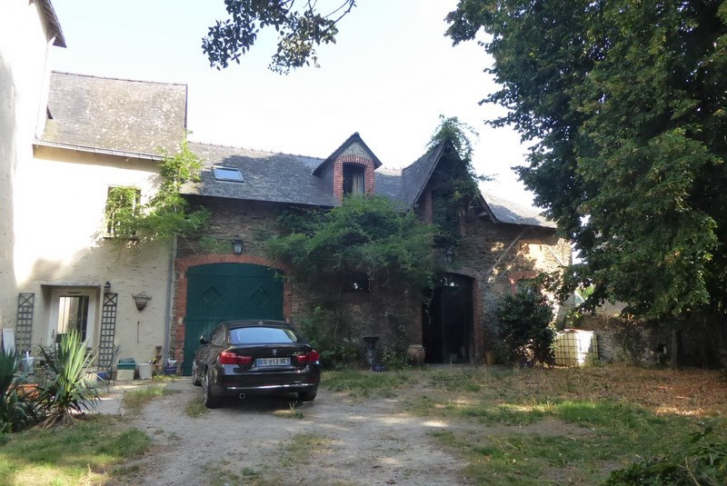 Deluxe sale house / villa Angers 40 mn nord-ouest 505 000€ - Picture 9