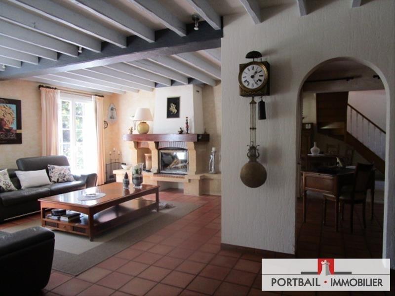 Sale house / villa St andre de cubzac 382000€ - Picture 4