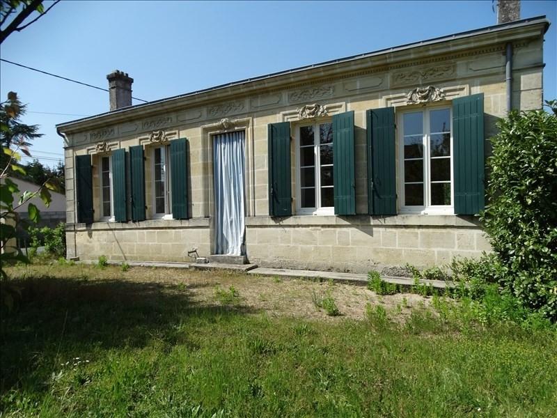 Sale house / villa Avensan 262500€ - Picture 1
