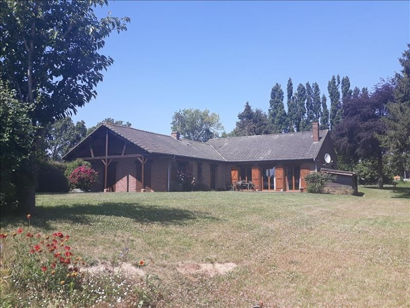 Sale house / villa Monchy le preux 260000€ - Picture 1