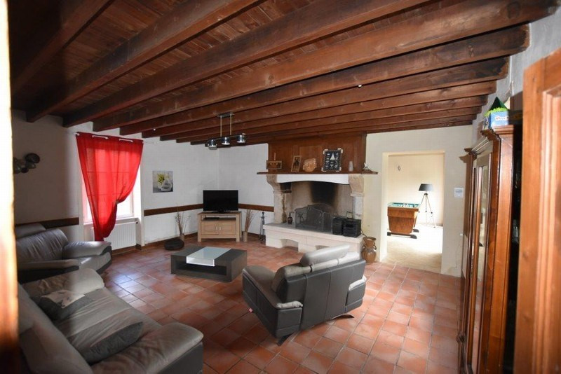 Verkoop  huis Beuzeville la bastille 286500€ - Foto 2