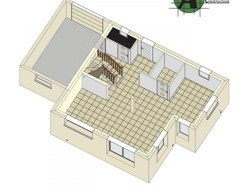 Sale house / villa Choisy 375000€ - Picture 10