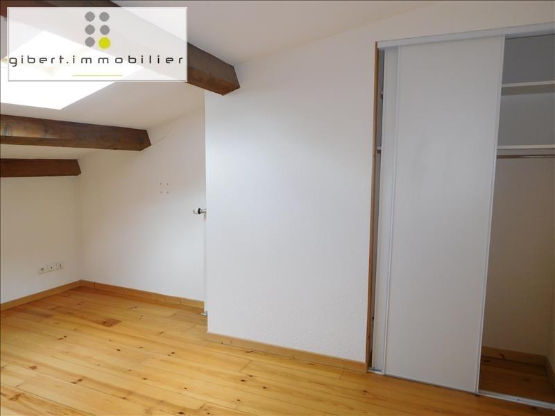 Rental apartment St paulien 471,79€ CC - Picture 6