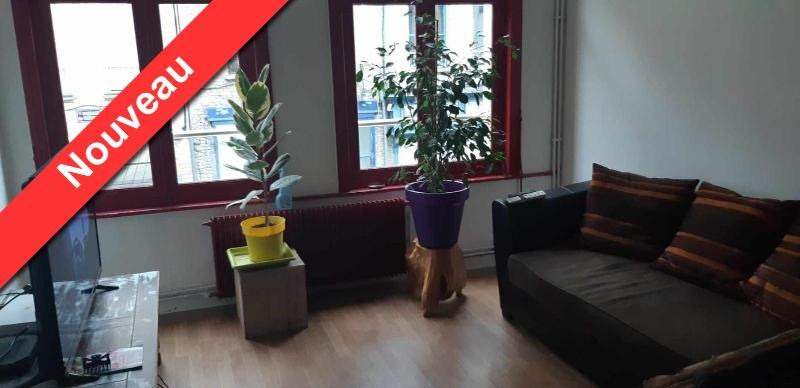 Rental apartment Saint-omer 670€ CC - Picture 2