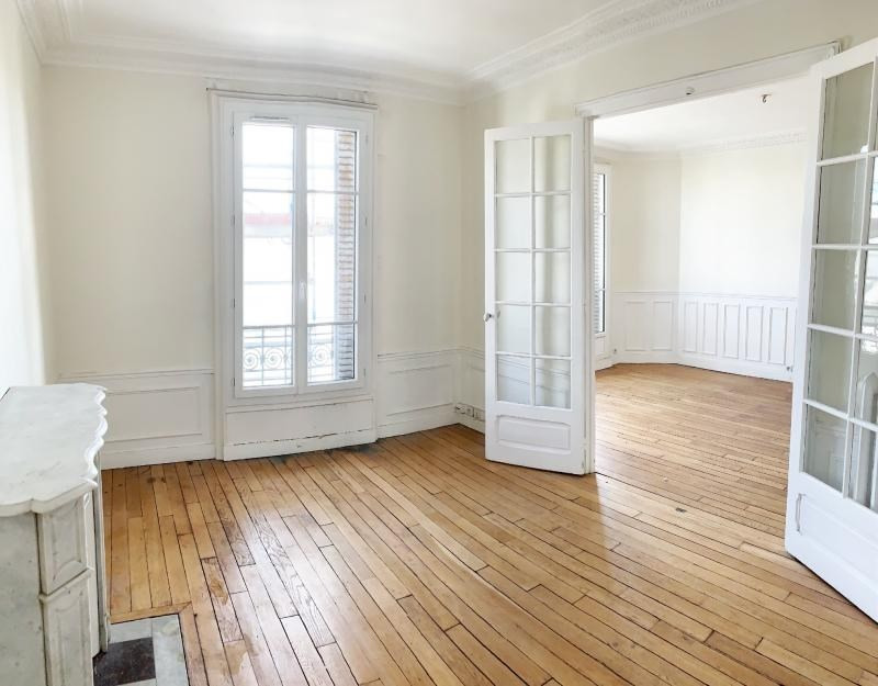 Sale apartment St ouen 520 000€ - Picture 2