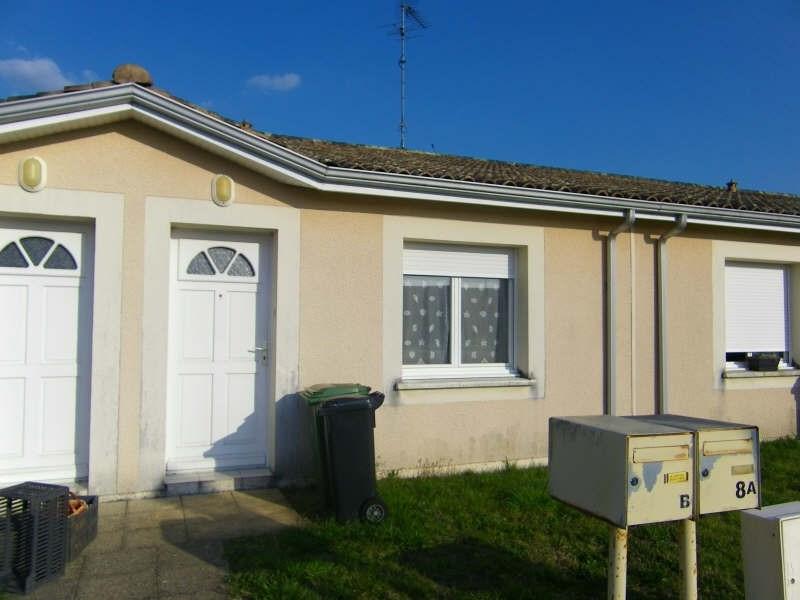 Location maison / villa Parempuyre 561€ CC - Photo 1