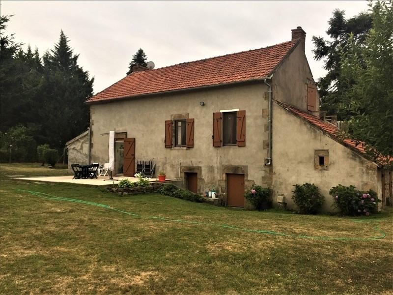 Sale house / villa Buxieres les mines 117000€ - Picture 1