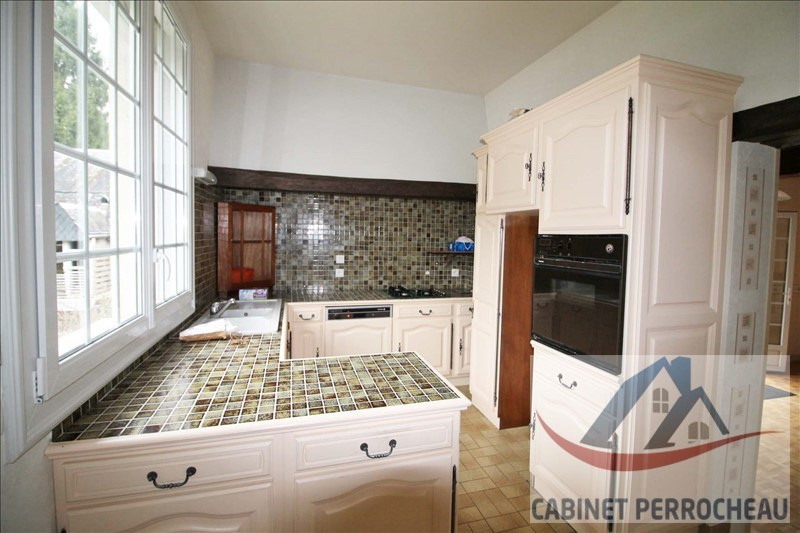 Vente maison / villa La chartre sur le loir 85000€ - Photo 3