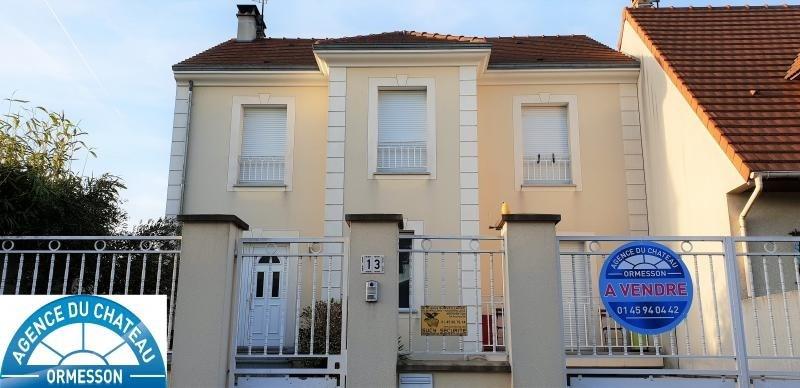 Sale house / villa Ormesson sur marne 640000€ - Picture 1