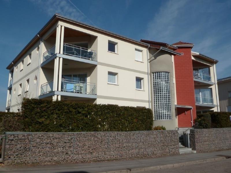 Vente appartement Raon-l'etape 265000€ - Photo 1