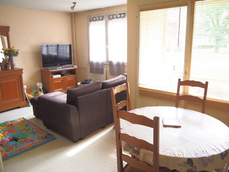 Sale apartment Bourgoin jallieu 110000€ - Picture 1